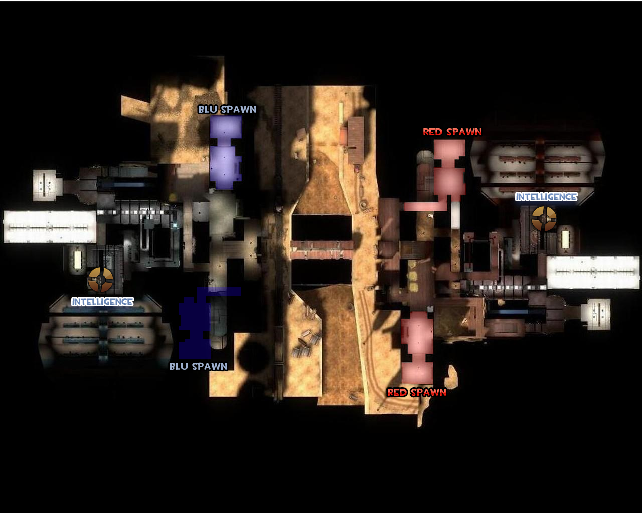 Tf2 2Fort Map Download