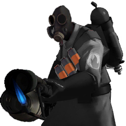 team fortress meet the pyro official world