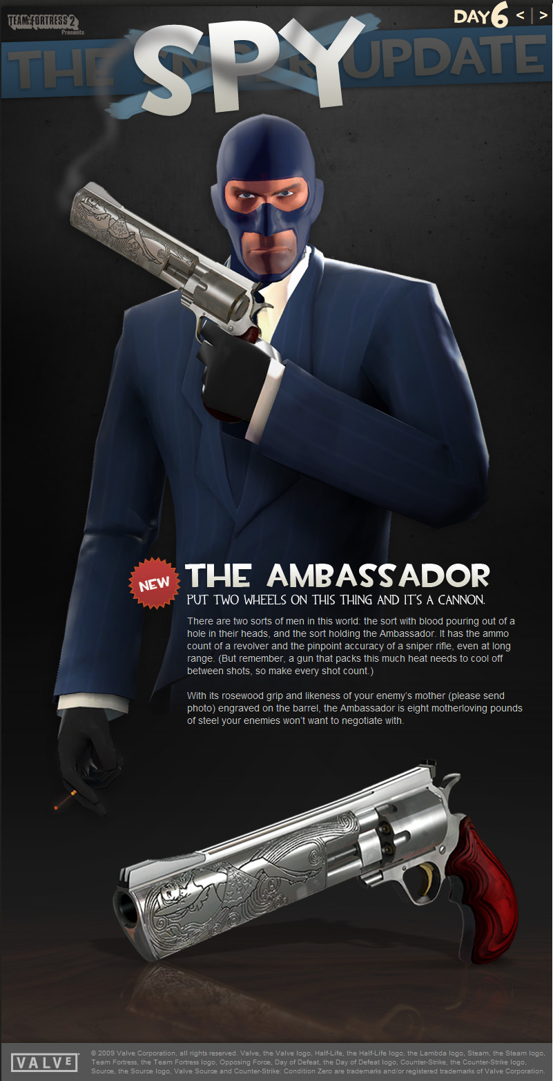 List Of References Spy Official Tf2 Wiki Official