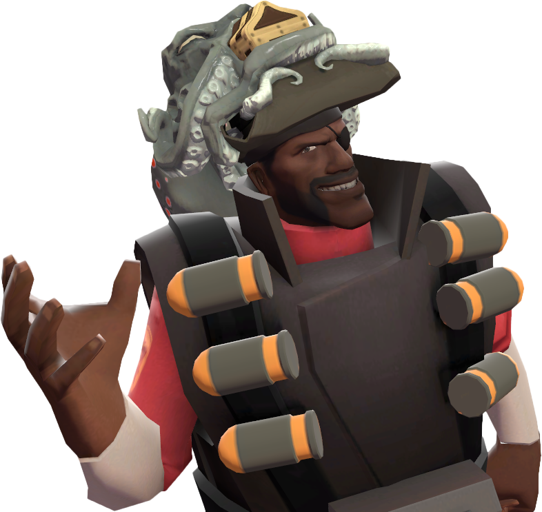 Grace Meets the Demoman Demo_HoUWaR