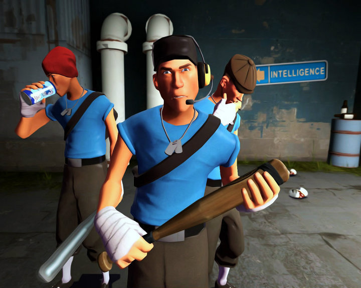 Rong - Official TF2 Wiki | Official Team Fortress Wiki
