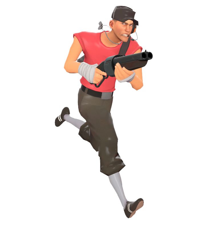 Team Fortress 2 Scout