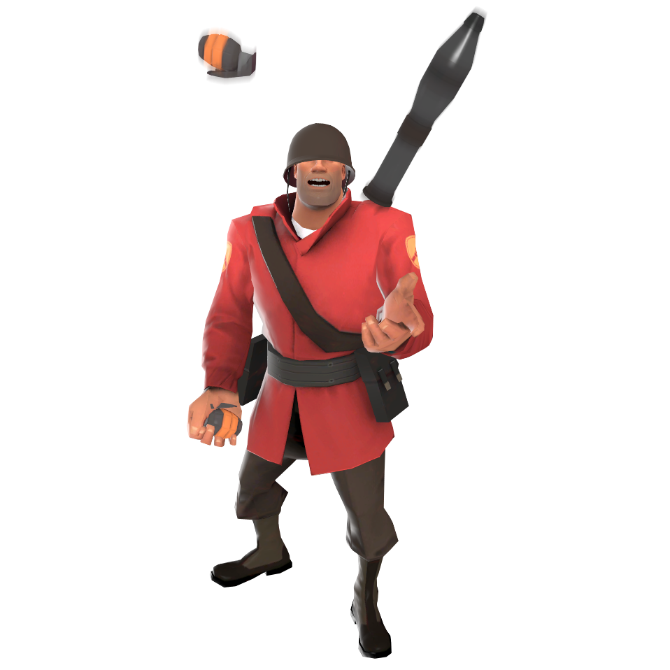 team fortress 2 meet the soldier v3i