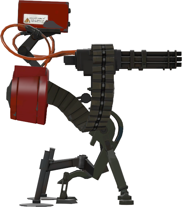 Team Fortress 2 Weaponry & Add-Ons