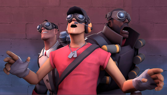 meet the pyro boy or girl Tf2 has been immensely popular for six years now, but this valve classic still has one lingering mystery today, game theory takes on team fortress 2's unans.