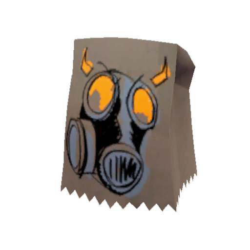filepyro maskpng - Tf2 Halloween Masks