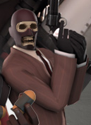 Spy Totenschädel