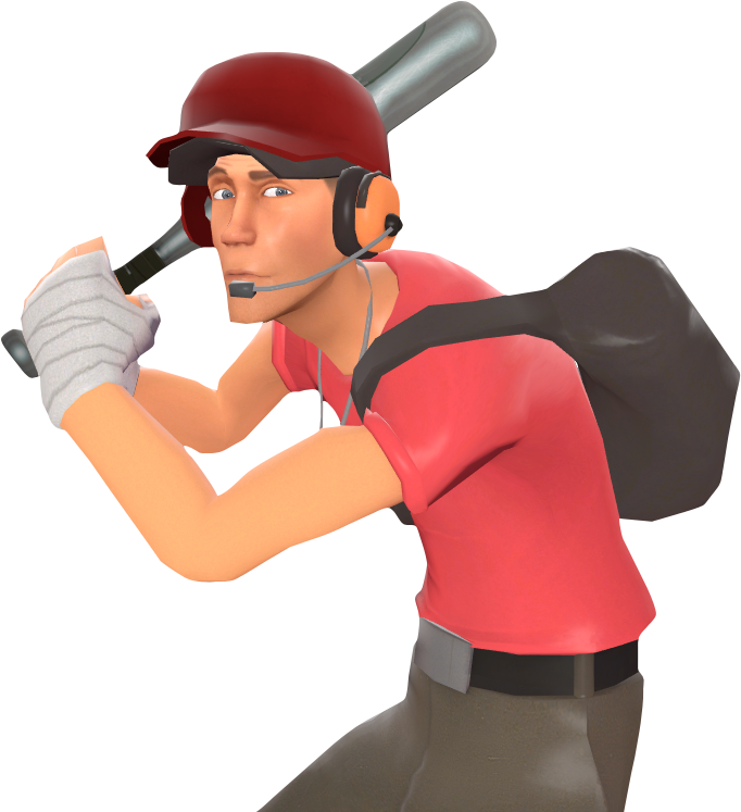 Team Fortress 2: The Fan-Site: Scout Hats