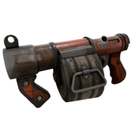 Backpack Rooftop Wrangler Stickybomb Launcher Battle Scarred.png