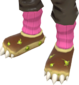 Painted Loaf Loafers FF69B4.png