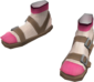 Painted Lonesome Loafers FF69B4.png