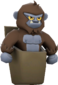 Painted Pocket Yeti 694D3A.png