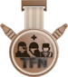 Painted Tournament Medal - TFNew 6v6 Newbie Cup A89A8C Third Place.png