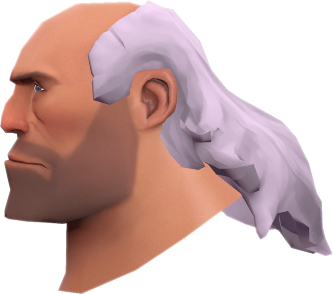 File:Painted Heavy's Hockey Hair D8BED8.png