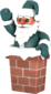 Painted Pocket Santa 2F4F4F.png