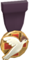 Painted Tournament Medal - Heals for Reals 51384A Donor Medal.png