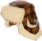 Painted Brown Bomber C36C2D Hipster.png