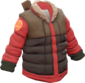 Painted Down Tundra Coat 2D2D24.png