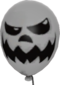 Painted Boo Balloon 7E7E7E.png