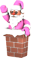 Painted Pocket Santa FF69B4.png