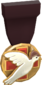 Painted Tournament Medal - Heals for Reals 3B1F23 Donor Medal.png