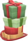 Painted Towering Pile Of Presents 729E42.png