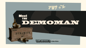 Meet the Demoman Titlecard