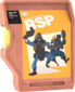 Painted Tournament Medal - RETF2 Retrospective E9967A Ready Steady Pan! Winner.png
