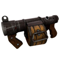 Backpack Dressed to Kill Stickybomb Launcher Battle Scarred.png