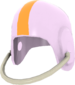Painted Football Helmet D8BED8.png