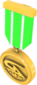 Painted Tournament Medal - Gamers Assembly 32CD32.png