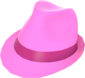 Painted Fancy Fedora FF69B4.png