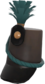 Painted Stovepipe Sniper Shako 2F4F4F.png