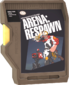 Painted Tournament Medal - RETF2 Retrospective 7C6C57 Arena Respawn Winner.png