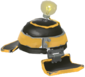 Painted Tungsten Toque 2D2D24.png