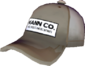 Painted Mann Co. Cap 7E7E7E.png