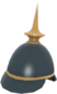 Painted Prussian Pickelhaube 384248.png