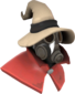 Painted Seared Sorcerer C5AF91 Hat and Cape Only.png