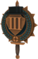Painted Tournament Medal - Chapelaria Highlander 2F4F4F Third Place.png