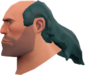 Painted Heavy's Hockey Hair 2F4F4F.png