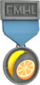 Painted Tournament Medal - Fruit Mixes Highlander 5885A2 Participant.png