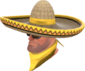 Painted Wide-Brimmed Bandito E7B53B.png