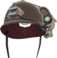 Painted Cross-Comm Crash Helmet BCDDB3.png