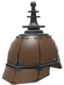 Painted Platinum Pickelhaube 694D3A.png