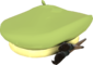 Painted Frenchman's Beret F0E68C.png
