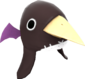 Painted Prinny Hat 483838.png