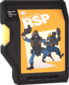 Painted Tournament Medal - RETF2 Retrospective 141414 Ready Steady Pan! Winner.png