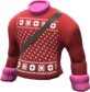 Painted Juvenile's Jumper FF69B4.png