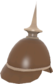 Painted Prussian Pickelhaube 694D3A.png