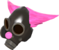 Painted Bozo's Bouffant FF69B4.png
